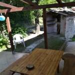 La nostra casa a Montepetra:l'antico forno a legna .