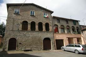 Palazzo Gori, Montecastello