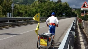 partenza da Montepetra